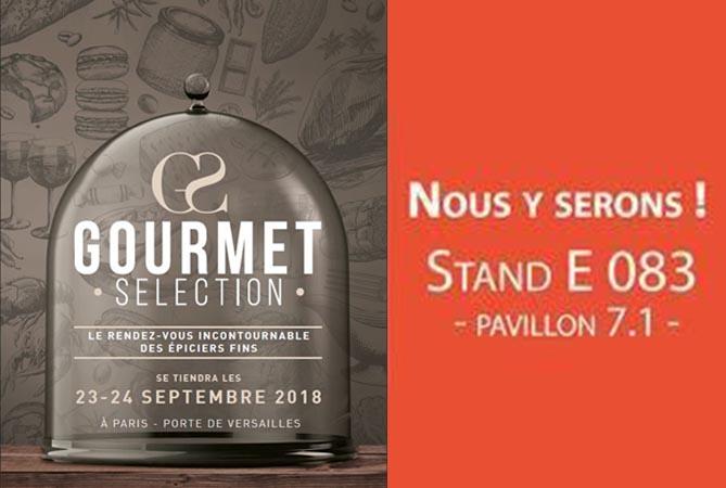 Salon Gourmet Sélection 2018